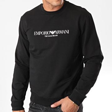 Emporio Armani - Sweat Crewneck 8N1ME8-1J04Z Noir