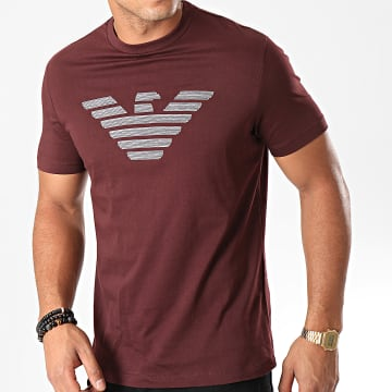 Tee Shirt 6G1TC4-1J00Z Bordeaux