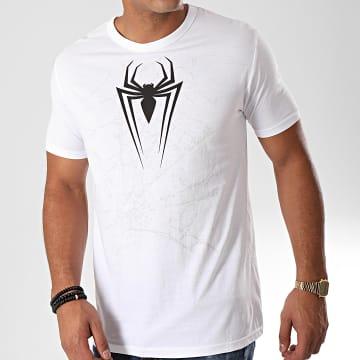 Tee Shirt Spider Blanc