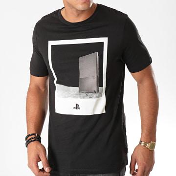 Tee Shirt Playstation Noir