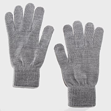 Jack And Jones - Gants Henry Gris Chiné