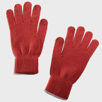 Jack And Jones - Gants Henry Rouge
