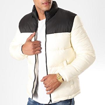 MTX - Doudoune 951 Blanc Noir