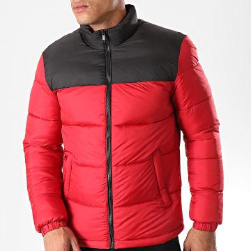 MTX - Doudoune 951 Rouge Noir