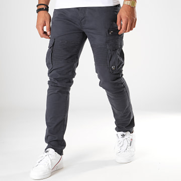 Pantalon Cargo Extra Bleu Marine