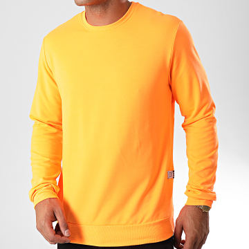 Classic Series - Sweat Crewneck K8696 Orange Fluo