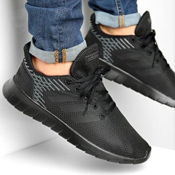 Adidas Performance - Baskets AsWeeRun F36333  Core Black Core Black