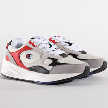 Champion - Baskets Lexington Multi S21217 White Grey Red