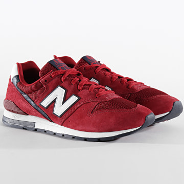 New Balance - Baskets Classics 996 763161 Scarlet