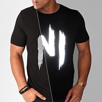 Ninho - Tee Shirt Ninho Osaka 3M 009 Noir Réfléchissant