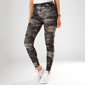Legging Femme TB1331 Gris Camouflage