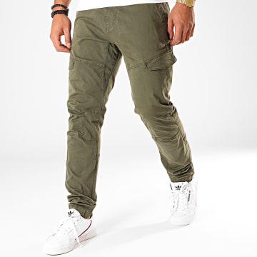 Pantalon Cargo 586 Vert Kaki