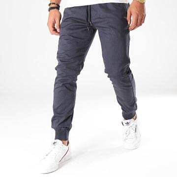 Reell Jeans - Jogger Pant Reflex Rib Bleu Marine