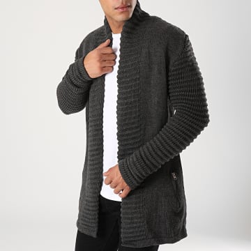 Ikao - Gilet F611 Gris Anthracite