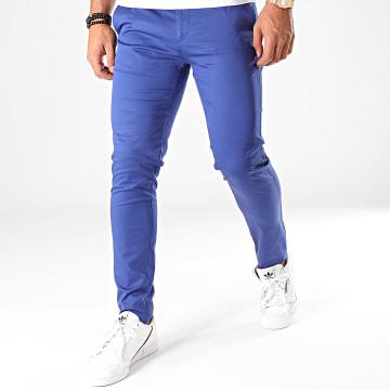 Pantalon Chino MKP109 Bleu Royal