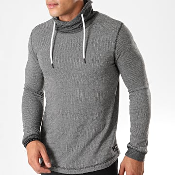 Sweat Col Amplified 1014543-00-12 Gris