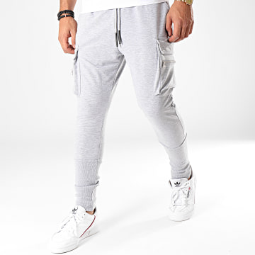 Ikao - Pantalon Jogging F675 Gris