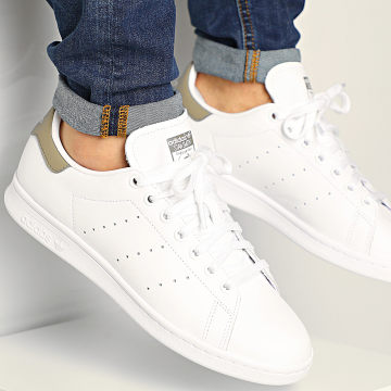 Adidas Originals - Baskets Stan Smith EE5798 Footwear White Carbon