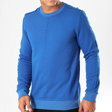 Classic Series - Sweat Crewneck 19011 Bleu Roi