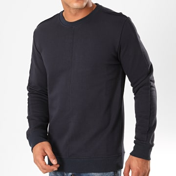 Classic Series - Sweat Crewneck 19011 Bleu Marine