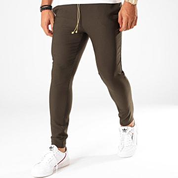 Classic Series - Pantalon A19Y2251 Vert Kaki