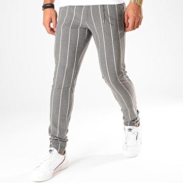 Classic Series - Pantalon A19Y2235 Gris Chiné