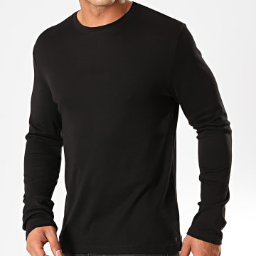 Tee Shirt Manches Longues 1014986 Noir