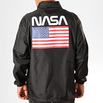 NASA - Coupe-Vent Giga Back Noir