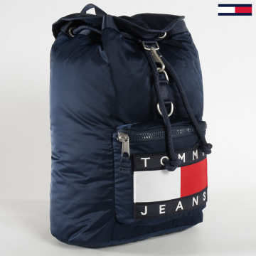 Tommy Jeans - Sac A Dos Heritage 7153 Bleu Marine