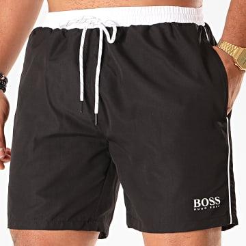 Short De Bain Starfish 50408104 Noir Blanc