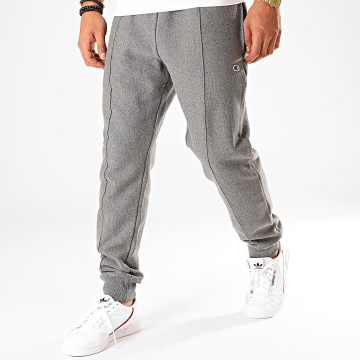 Champion - Pantalon Jogging 212583 Gris Chiné