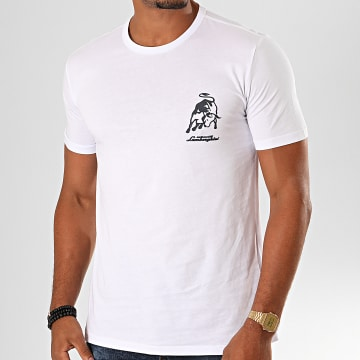 Lamborghini - Tee Shirt Jersey Picasso B3XUB7S3-30260 Blanc