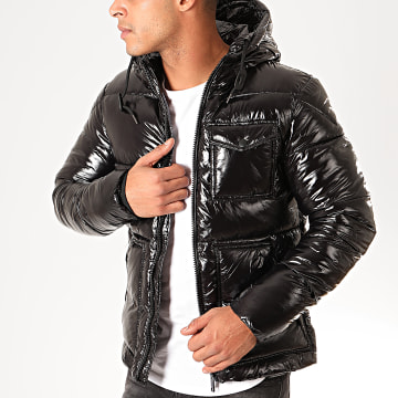 MTX - Doudoune Capuche 973 Noir