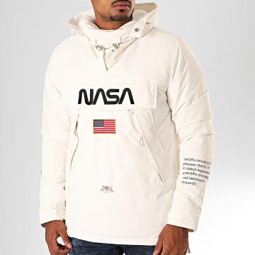 NASA - Veste Outdoor MT1118 Blanc