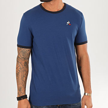 Tee Shirt ESS Bicolore N1 1922427 Bleu Marine