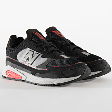 New Balance - Baskets Lifestyle X-Racer 767401 Black Red
