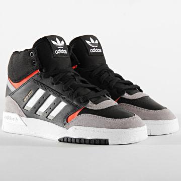 Baskets Drop Step EE5220 Core Black Granit Solar Red