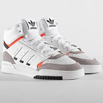 Baskets Drop Step EE5220 Footwear White Granit Solar Red