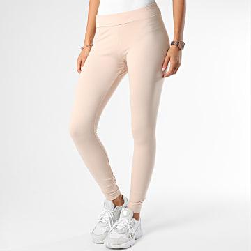 Legging Femme Classic Vector Logo FL9426 Rose Pastel