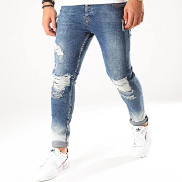 Jean Slim 4500 Bleu Denim