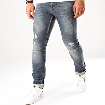 Jean Slim 4521 Bleu Denim