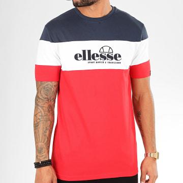 Tee Shirt Nossa Rouge Blanc Bleu Marine