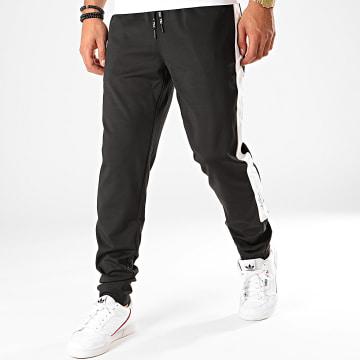 Pantalon Jogging A Bandes Artisom 682828 Noir