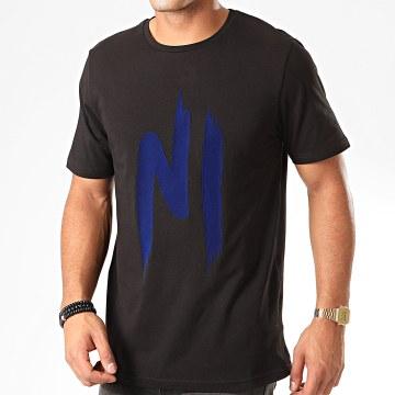 Ninho - Tee Shirt TS002 Noir Bleu Nuit