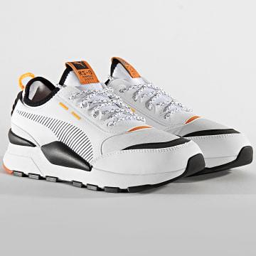 Puma - Baskets RS-0 Trail 371829 Puma White Orange Alert