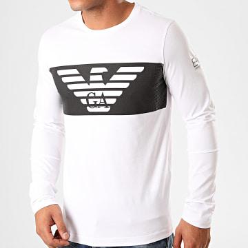 Tee Shirt Manches Longues 6GPT59-PJQ9Z Blanc
