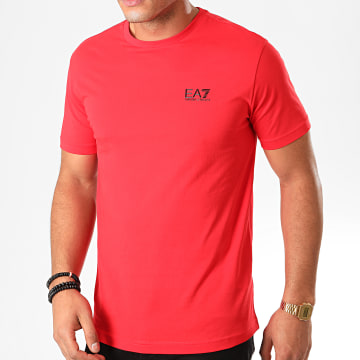 Tee Shirt 8NPT51-PJM9Z Rouge