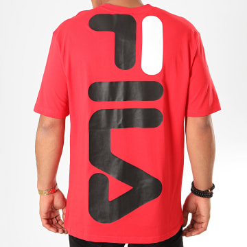 Fila - Tee Shirt Anatoli 687231 Rouge Blanc