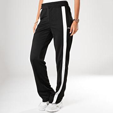 Fila - Pantalon Jogging Femme A Bandes Sachika 687258 Noir