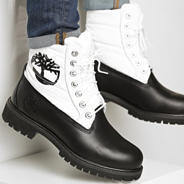 Timberland - Boots 6 Inch Quilt Premium A2BY4 Black Nubuck